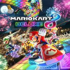 Juego Nintendo Switch Mario Kart 8 Deluxe Nuevo Caja Sellada